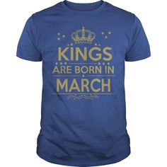 KING ARE BORN IN MARCH LIMITED EDITION