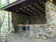 Laurel Fork Shelter TN