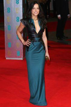 Michelle Rodriguez // BAFTAs 2014 - Emilio de la Morena.