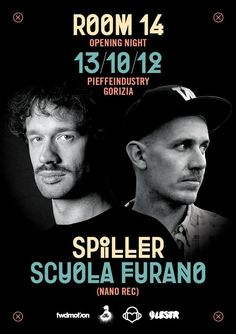 Spiller Scuola Furano at Room14 Opening Night at Pieffeindustry-Gorizia