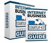 Internet business startup kit – Start your online business journey – Free ebook