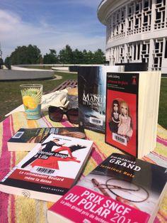 Cet été découvrez notre sélection de livres pour des vacances au soleil ;)