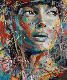 David Walker: un artista del spray y los colores (Fahrenheit) (© Fahrenheit)