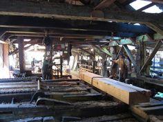 Sturgeon's Mill historic sawmill