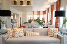 After watching HGTV's special Live in Vern's House which offered viewers a glimpse into veteran designer Vern Yip's dream beach home, I really wanted to take the show title literally and actually m...