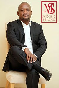 Moshe Seloko- Founder and Executive Director of The Bizkid. He is a Professional speaker, Author, Business Coach Trainer, Mentor and an Entrepreneur. Moshe has inspired masses in Botswana, Zambia, South Africa, Netherlands, Germany, France, and the United Kingdom. Botswana. www.bizkid.co.bw,
