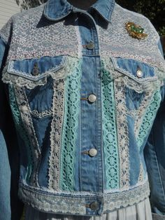 Hey, I found this really awesome Etsy listing at https://www.etsy.com/listing/205365352/romantic-shabby-chic-lace-embellished