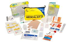 Favorite Camping Gear  | Adventure Medical Kits Ultralight and Watertight 9 First Aid KitAdventure Medical Kits Ultralight and Watertight 9 First Aid Kit >>> Click image for more details. Note:It is Affiliate Link to Amazon.