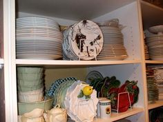 """Another close-up in the """"dish room""""!"""