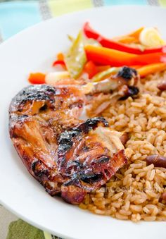Easy Peasy Jamaican Jerk Chicken