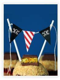 fanion decoration pirate Decoration Pirate, Pirate Party, Printables, Outdoor Decor, Kids, Clem, Tao, Voici, Celebration