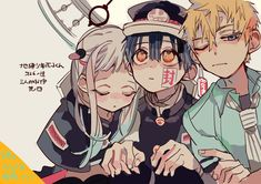 Otaku Anime, Manga Anime, Anime Art, Manhwa, Hanako San, Ghost Boy, Anime Kawaii, Anime Couples, Vocaloid