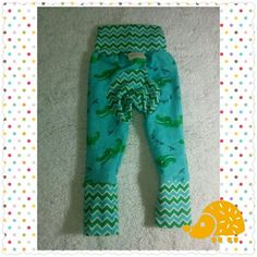 See you later alligator pants, $25