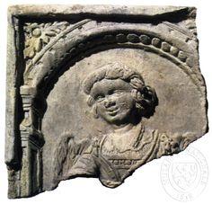 Neštěstí - Infortunium - alegorická postava v podobě kráčejícího anděla.