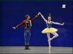 "Damian Woetzel, Margaret Tracy - ""Stars and Stripes"" New York City Ballet"
