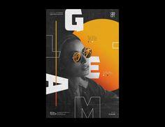 Poster Designs - Vol. 5 on Behance Adobe Illustrator, Digital Art, Photoshop, Poster Designs, Graphic Design, Creative, Illustration, Behance, Posters