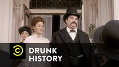 """Drunk History - Frances Cleveland Becomes an """"It"""" Girl"""