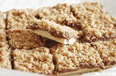 Shortbread, Krispie Treats, Rice Krispies, Desserts, Food, Nutella Products, Bakeware, Sprinkles, Bakken