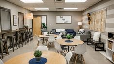 "This is ""Elkins Pointe Middle School Teacher Lounge Makeover"" by Christy Joy Photography on Vimeo, the home for high quality videos and the people who…"