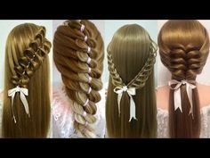 18 Amazing Hair Transformations - Easy Beautiful Hairstyles Tutorials Best Hairstyles for Girls - YouTube