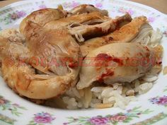 Chicken but🍗 tandir - - Vegetable Recipes, Meat Recipes, Pasta Recipes, Chicken Recipes, Italian Chicken Dishes, Turkish Recipes, World Recipes, Iftar, Food Porn