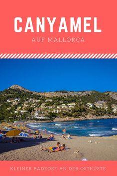 Wer auf Mallorca Ruhe und Entspannung sucht, ist in dem kleinen Ort Canyamel im Osten der Insel gut aufgehoben.  #Mallorca #Urlaub #Sommer #Reise #Canyamel Costa, Strand, Travel, Highlights, Day Spas, Vacations, Islands, Viajes, Highlight