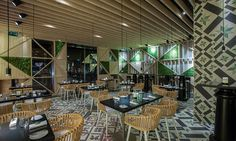 Tabik Restaurant on Behance