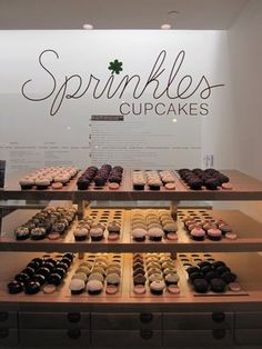 Sprinkles Cupcakes -  3015 M St NW, Washington DC