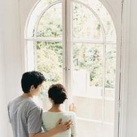 Arched windows are lovely to look at, but they present a challenge when making coverings. Rods for these windows must typically be custom made to each arch and can be expensive. However, the knowledgeable home do-it-yourselfer can construct a rod by following a few drapery maker's tricks and by making a trip to the local big-box hardware store for...