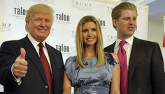 Pay For Play: Trump's Kids Just Sold Access To Trump For $72,000