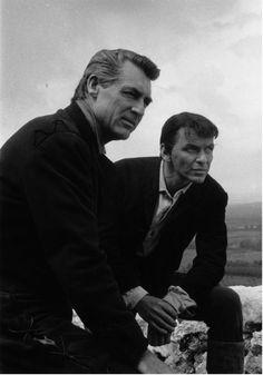 Cary Grant & Frank Sinatra