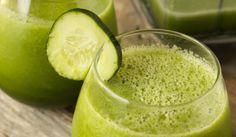 Eenvoudige groene smoothie