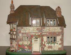 Doll House Franklin Mint Hummingbird Cottage Limited Edition   eBay