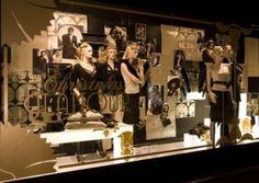 Windows display | House of Fraiser | London