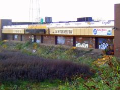 Boothferry Park, Hull City - Derelict Places
