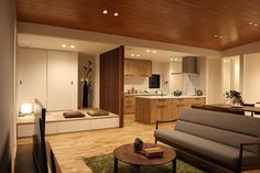 Home Decor Style Japanese Style House, Japanese Interior Design, Home Office Design, House Design, Muji Home, Japan Interior, My Ideal Home, Luxury Homes Dream Houses, Condo Decorating