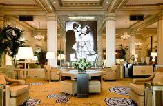 art deco interiors   Art Deco Hotel Portland Hotel deLuxe The Most Glamorous Interior - Buscar con Google