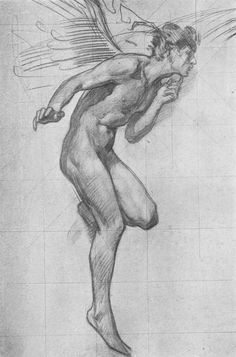 Speed_Harold_Study_for_the_Figure_of_Boreas