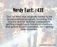 doctor who facts | Doctor who nerdy facts - Doctor Who Fan Art (33671907) - Fanpop ...