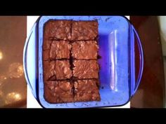 Multiplying Fractions - Brownie Pan Method (for teachers)...you had me at brownie!