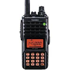 Yaesu VHF Max Handheld Transceiver with MARS/CAP Modification for Extended Transmit Frequency Ranges Radios, Citizens Band Radio, Emergency Preparedness Food Storage, Recording Equipment, Nagoya, Ham Radio, Walkie Talkie, Camouflage, Mars
