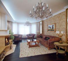 wall designs | Living Room royal wall designs, living room, livingroom design