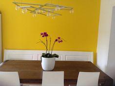 Onze gele muur