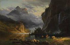 Resultado de imagen para albert bierstadt