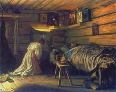 You may have heard about the terms illness and disease on a regular basis. Do the terms mean the same things? Web Gallery Of Art, Russian Art, Eastern Europe, Art History, Christianity, Death, Husband, Images, Paintings