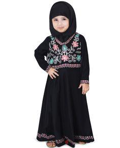 b893b9fdf7c4c 32 Best KIDS ABAYA images in 2017 | Kids abaya, Children clothes ...