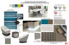 Hotel Lobby and conference room design by Mindful-Design-Consulting