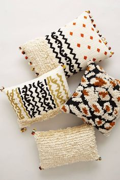 Special: Jessie's favorites for autumn – journelles - Dekoration Ideen Decorative Items, Decorative Pillows, Shabby Vintage, Style Deco, Wedding Pillows, Pillow Box, Pillow Ideas, Punch Needle, Soft Furnishings