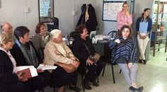 Lanzan un programa para equipar centros de adultos mayores