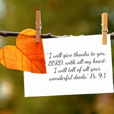 The Power of Gratitude: 21 Verses of Thanks to God